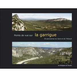 Points de vue sur la garrigue